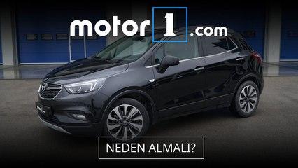 2017 Opel Mokka X İncelemesi - Neden Almalı?