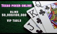 Video cara bermain texas poker online - vip table blind 50.000-100.000