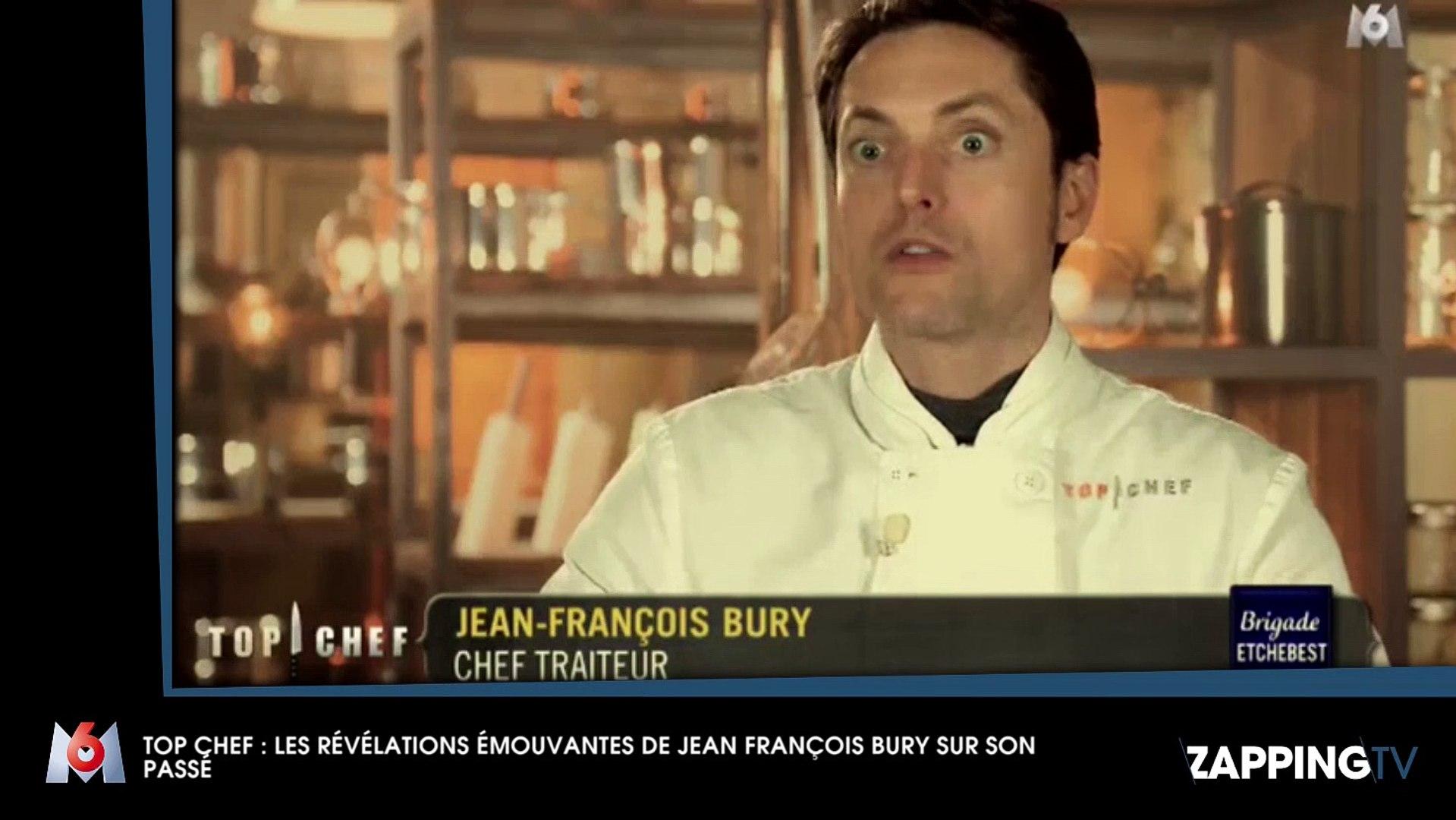 Top Chef 2017 - Jean-François Bury : Ses