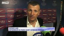 Ligue des champions féminine – Patrice Lair : ''On a été fort mentalement''