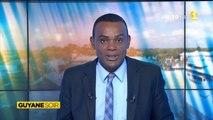 Reportage de ma nièce Alice pour 1ère Guyane Soir - Saint-Laurent du Maroni, les produits frais commencent à manquer