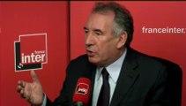 François Bayrou, invité de Patrick Cohen sur France Inter - 290317