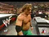 Triple H Vs Y2J Vs Stephanie Mcmahon WWF Title