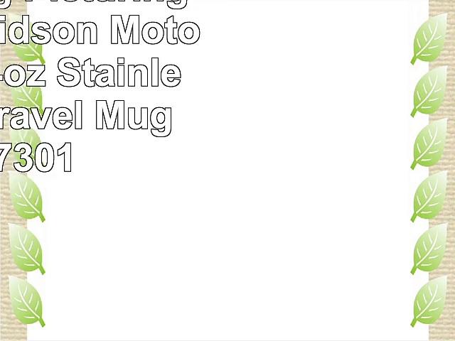 Travel Mug Picturing HarleyDavidson Motorcycles  14oz Stainless Steel Travel Mug