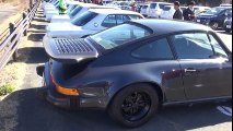 空冷ポルシェ!!【 Porsche 993 】 スピードイエロー 2016/2/7 エコパ・サンデーラン ポルシェ 993