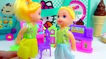 Hello Kitty Bag Disney Frozen Crashlings Blind Bags Toy Doll