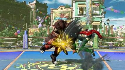 King of Fighter XIV : ROCK HOWARD - Personnage du DLC -