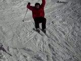 Pti saut en ski de moi !!