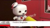 L'humour robotique - Le billet de Frédéric Beigbeder