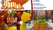 Fall Poems / Autumn Rhymes / Part 3 Read Aloud