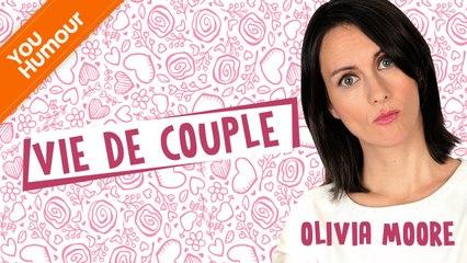 OLIVIA MOORE - Vie de couple