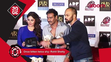 Rohit Shetty Gets Extra Cautious,Arjun-Shraddha's Half Girfriend's Look