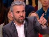 Le coup de gueule d'Alexis Corbière contre le FN dans Le Petit Journal
