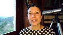 Claire Hennen, lauréate dans la catégorie commerce