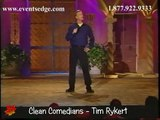 Tim Rykert - Hire Clean & Stand up Comedians in Canada by Events Edge Entertainment and Speakers Bureau