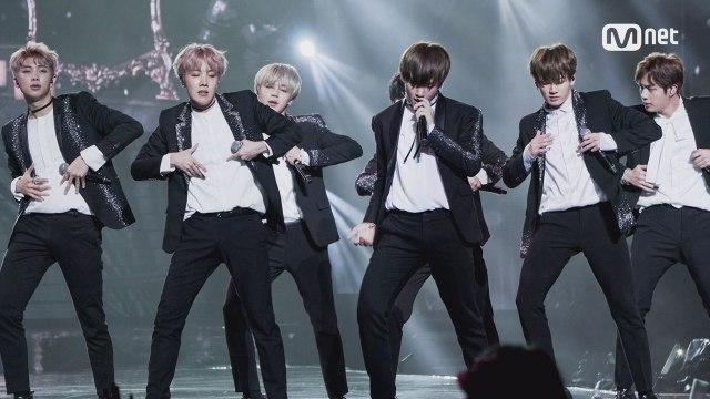 KCON 2017 Mexico×M COUNTDOWN |방탄소년단 (BTS) _ INTRO + Not Today