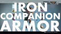 Iron Companion, DESTINY -Iron Banner-
