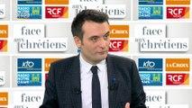 """Florian Philippot - """"Le projet d'immigration massive n'est pas humaniste"""""""