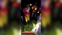 Un python avale un homme vivant en Indonésie et celui-ci est retrouvé quelques heures plus tard.