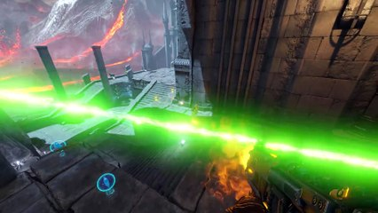 Quake Champions : Quake Champions – Burial Chamber Arena Trailer