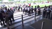 Crise en Crise en Guyane: Qui sont les 500 frères, ces acteurs des manifes Qui sont les 500 frères, ces acteurs des man