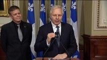 Marc-Yvan Côté: Réaction de Jean-François Lisée