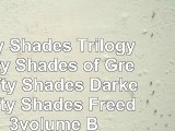 DOWNLOAD  Fifty Shades Trilogy Fifty Shades of Grey Fifty Shades Darker Fifty Shades Freed 3volume ReadBook PDF