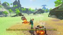 The Making of The Legend of Zelda: Breath of the Wild Video – Open-Air Concept
