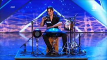 ITALIAS GOT TALENT - Loris Lombardo - Quarta puntata 2017
