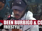 Session freestyle : Deen Burbigo, Nekfeu, 2 Zer, Jazzy Bazz, Doums & Co #PlanèteRap