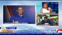 """""""Esto no es un golpe de Estado a la Asamblea, es un golpe al pueblo y a la Constitución"""": diputado opositor venezolano Américo de Grazia"""