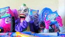 Spiderman vs Frozen Elsa vs Joker Squad! Oreo Challenge! - Funny Superheroes-X0nJkh
