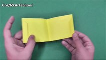 How to make origami paper wallet _ Origami _ Paper Folding Craft Videos & Tutorials.-iUn_Vr