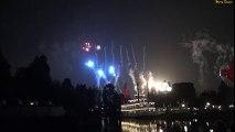 ºoº  カリフォルニア ディズニーランド ビリーブ ホリデー マジック 花火  Believein Holiday Magic Fireworks Spectacular