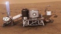 Colonization Of Mars | Mars Surface Field Station