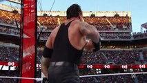 FULL MATCH — The Undertaker vs. Bray Wyatt- WrestleMania 31 (WWE Network Exclusive)