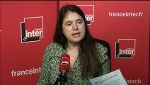 Evelyne Heyer répond aux questions d'Ali Baddou