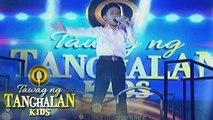 Tawag ng Tanghalan Kids: Mackie Empuerto is on his third win!
