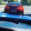 La Nissan GT-R de Nick Kyrgios