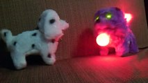 Puppies Barking Puppies Eyes Light Animal Toys-jj7cfPJD8SM