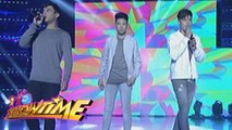 It's Showtime: Darren, Khalil and Kyle perform on It's Showtime