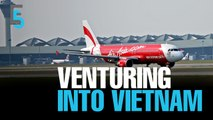 EVENING 5: AirAsia to set up airline in Vietnam