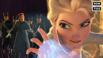 Elsa Was Originally Intended To Be The Villain In 'Frozen'
