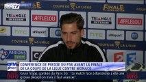"""PSG-Trapp : """"Dans dix ans, on parlera encore du match contre Barcelone"""""""