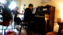 Choeur des Bohémiens et 1er prélude de Bach par Maxime Mars 17