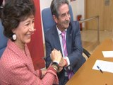 Banco Santander redobla su compromiso con Cantabria