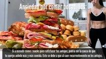 6 Consejos EFECTIVOS Para Controlar La Ansiedad De Comer
