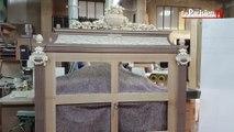 Atelier Ligna : ils reproduisent un lit du 18ème siècle de George Jacob