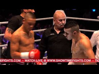 Peter Aerts vs Tyrone Spong - IT'S SHOWTIME Live Stream - Available for June 30, 2012!