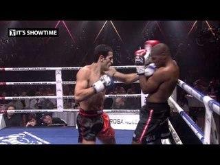 FIGHT: Harut Grigorian vs Chris Ngimbi - IT'S SHOWTIME 55
